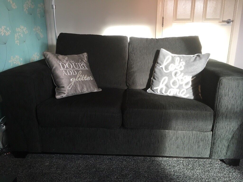 Dfs 3 Seater Comfy Sofa Bed And 2 Seater Sofa In Renfrew