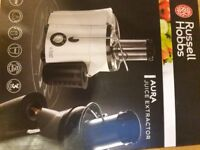 Brand New and Unboxed Russell Hobbs Aura Juicer Extractor
