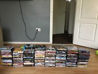 Job lot 170+ DVDS and 12 box sets