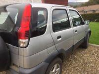 Daihatsu Terios 4x4 1.3 petrol new mot