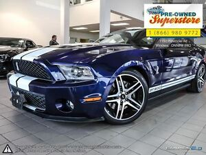 2010 Ford Mustang >>>GT 500 SHELBY COBRA!!<<<
