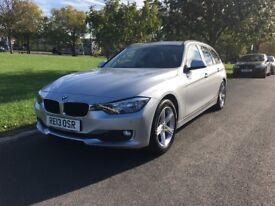 BMW 320d EfficientDynamics - Excellent Condition - £5k+ extras inc. widescreen Sat Nav & Spotify