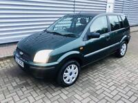 Ford Fusion 1.4 in stunning condition low mileage mot till Aug 18 full service history