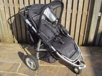 Quinny Speedi pushchair and Maxi-Cosi Car Seat