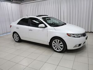 2013 Kia Forte SX HIGH TRIM SEDAN LOADED WITH FEATURES AT A GREA