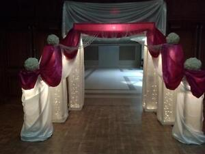 Wedding Decor, Chair Covers ,Sashes,Tablecloths,Table Runners Windsor Region Ontario image 5