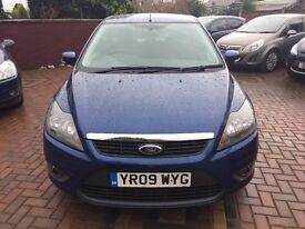 Ford Focus 1.6 TDCi DPF Zetec 5dr 6 MONTH WARRANTY,30£ A YEARTAX