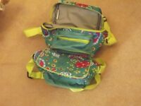 Lunch bags with shoulder strap