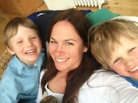 Seeking au pair Barnes/Putney area for 2 boys aged 7 & 5. Beautiful big house. Need good english