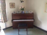 BROADWOOD COTTAGE SIZE PIANO