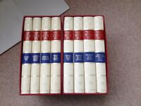 The History of the Decline and Fall of the Roman Empire, Edward Gibbon, 8 Volume Set, Folio Society.