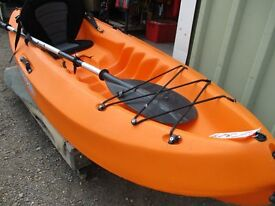 ocean kayak frenzy package