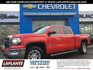 2016 GMC Sierra 1500 6.6 Ft Box+Heated Seats+Z71+1Owner