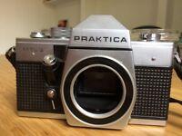 Praktica MTL3 35mm film camera body only