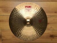 "Paiste 2002 20"" Heavy Ride cymbal"