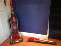Almost brand New Vax Bagless Vacuum Cleaner Hoover