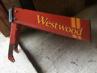 WESTWOOD Ride On Mower Bonnet