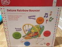 Chad valley deluxe bouncer