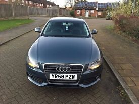 AUDI A4,170BHP,BEAUTIFUL EXAMPLE BARGAIN!!