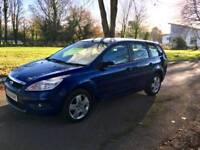 09 Ford Focus Estate 1.8 TDCI 5DR Diesel . 80k genuine miles FSH may 18 MOT