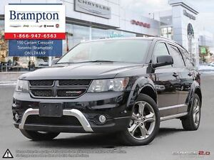 2016 Dodge Journey Crossroad 7 Seater|AWD|Leather