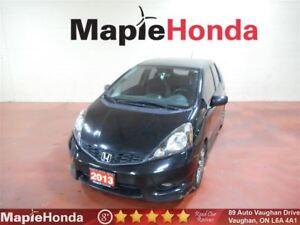 2013 Honda Fit Sport 7Year/160K Warranty,Alloys,Bluetooth, Tint!