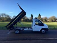 Ford transit tipper 11 months MOT excellent condition drives superb