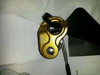 ROPEMAN 2 gold climbing tool