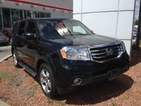 2012 Honda Pilot EX-L ONE OWNER LEATHER SEATS CLEAN CARPROOF BAC