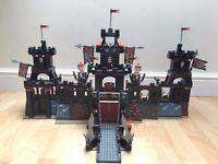 Knight's Kingdom Lego Collection Great condition with Instructions. 31 mini figures. 3 horses