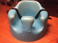Bumbo baby seat and play