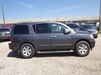 2004 Nissan Armada LE, 4X4, Fully loaded