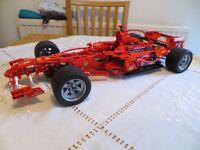 Lego Technic 8674 Farrari