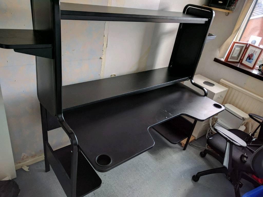 Ikea fredde desk in stoke on trent staffordshire gumtree