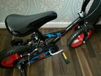 Boys brand new bike