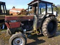 Case International 685 tractor for sale