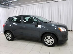 2014 Chevrolet Trax SUV LS FWD WITH KEYLESS ENTRY, A/C, POWER GR