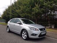 JULY 2008 FORD FOCUS ZETEC 1.8 PETROL 125BHP FULL FORD SERVICE HISTORY EXCELLENT CONDITION THOUGHOUT