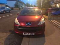 2007 Peugeot 207, Manual, good condition