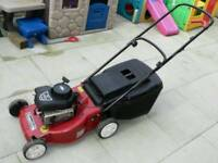 Mountfield petrol lawn mower hand propeled 148cc 45 cm cutting blade