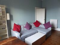 1 double bedroom available for 1 person in 2 bedroom flat for short term let