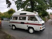 Volkswagen T25 Campervan 1989
