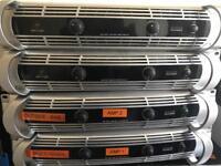 Power amps - Behringer iNuke NU1000 x7