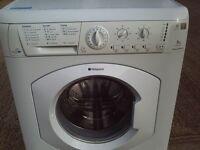 hotpoint washer dryer wdl540