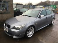 2007 BMW 520d M Sport may swap or part x