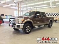 2011 Ford F-250 LARIAT DIESEL 4X4 LEATHER LOADED MOONROOF