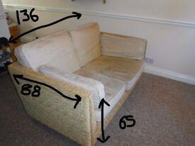 Wicker Sofa from John Lewis