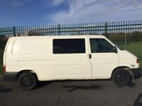VOLKSWAGEN T4 IDEAL CAMPER CONVERSION MOT AND LOADS OF SERVICE HISTORY