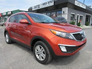 2012 KIA Sportage LX (Heated seats, A/C, Fwd)