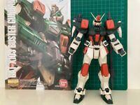 Gundam Seed Buster Master Grade 1/100 MG *assembled*